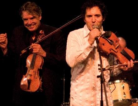 Didier Lockwood et Didier Riey (Jazz en boucle)